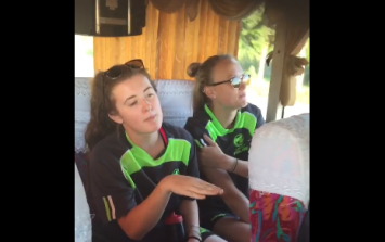 WATCH: Irish Girls Bopping Along To Macklemore And Ryan Lewis On A Bus In Thailand Will Give You A Giggle