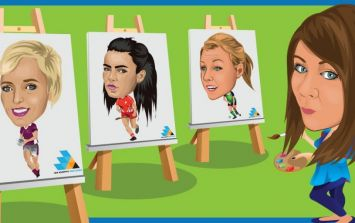 Women In Sport: The Woman Behind The Sketches - Jennifer Murphy