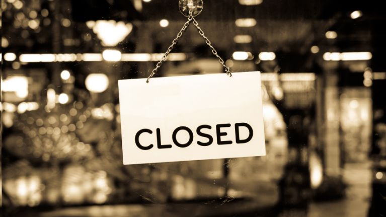 11 food businesses were issued with closure orders last month