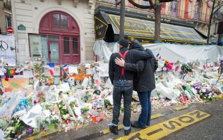 Eagles Of Death Metal Return To Bataclan Theatre For First Time Since Attacks