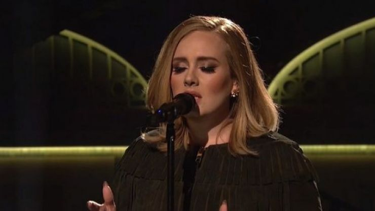 PIC: It Looks Like a LOT Of People Got Caught By Clampers at Adele's Dublin Gig Last Night