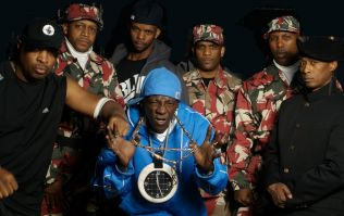 Public Enemy Get A Lift To A Gig From English Superfan