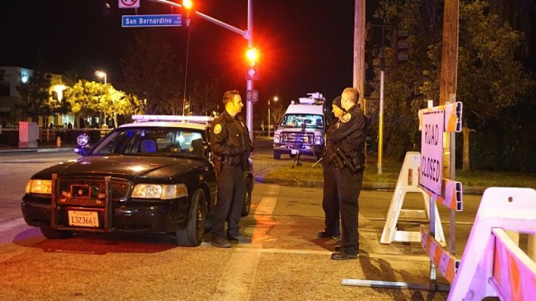 California Shooting Suspects Killed In Police Shoot-Out