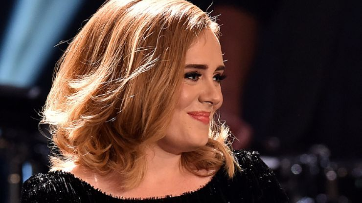 Adele invited her drag queen lookalike to join her on stage