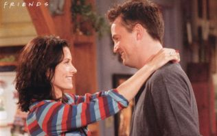 Courteney Cox And Matthew Perry Dating Rumours