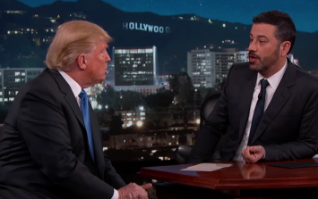 Jimmy Kimmel Calls Out Donald Trump For Discrimination Against Muslims