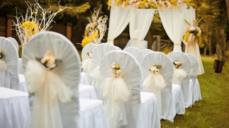 What you need to know if you are planning a non-church wedding