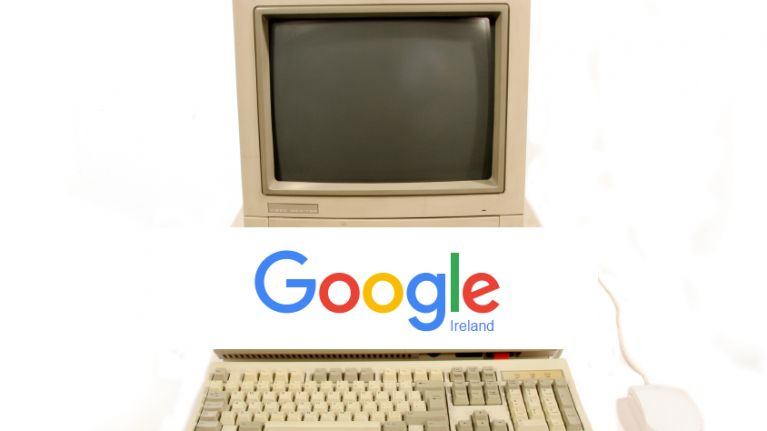 PIC: Check Out What The Very First Google Homepage Looked