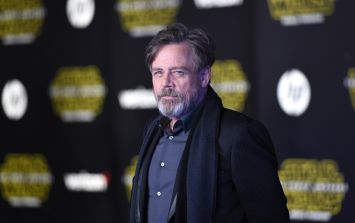 Star Wars' Mark Hamill is going to get a star on the Hollywood Walk of Fame