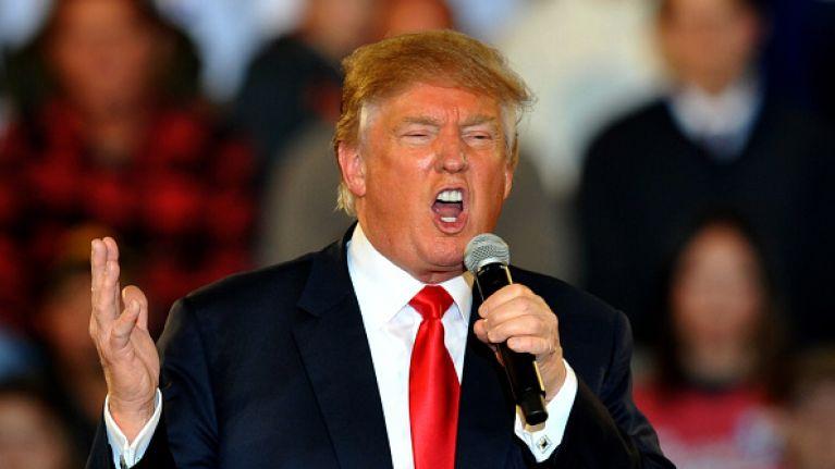 trump bad tan