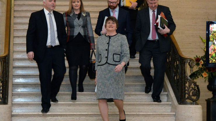 The DUP Has Pledged To Continue To Block Same Sex Marriage In Northern Ireland
