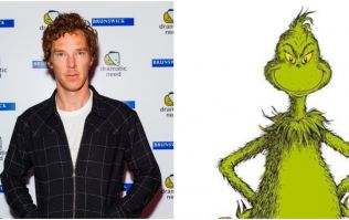 Benedict Cumberbatch is to play The Grinch in a new movie