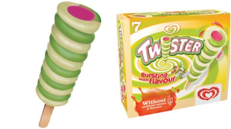 There's a brand new Twister and it looks pretty damn tasty
