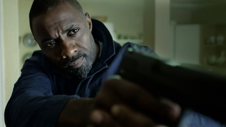 "Here's an exclusive scene from Idris Elba's new movie ""Bastille Day"""