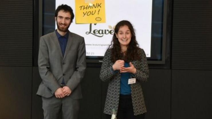 AIB Start-up Academy Finalists - We Spoke To Sabine Hobbel Of Leaves #PastaMagic