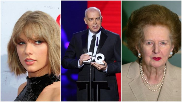 WATCH - Pet Shop Boys Neil Tennant Has Compared Taylor Swift To Margaret Thatcher