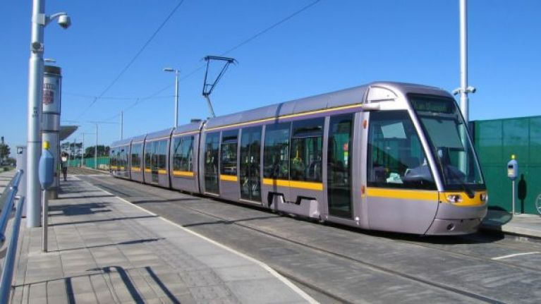 Luas Could Face 'Complete Shutdown' If Current Dispute Continues