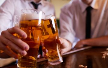 You can now get a degree in Ireland for making beer