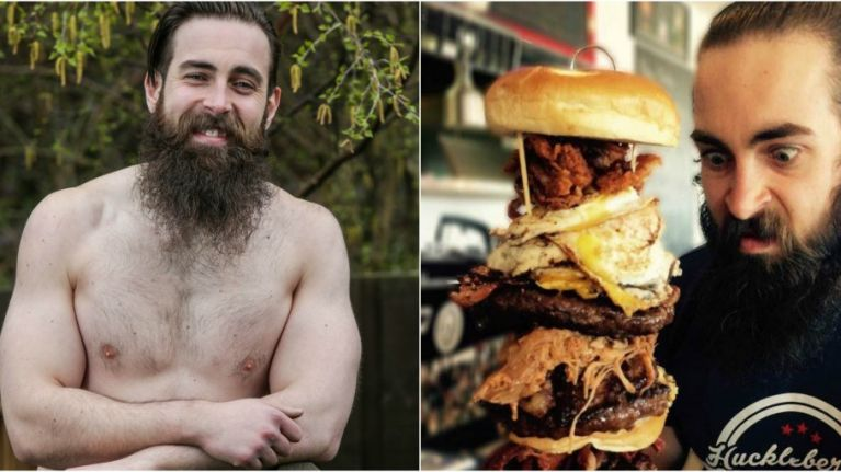 Cheat meal extremist: How junk food helped this guy get ripped