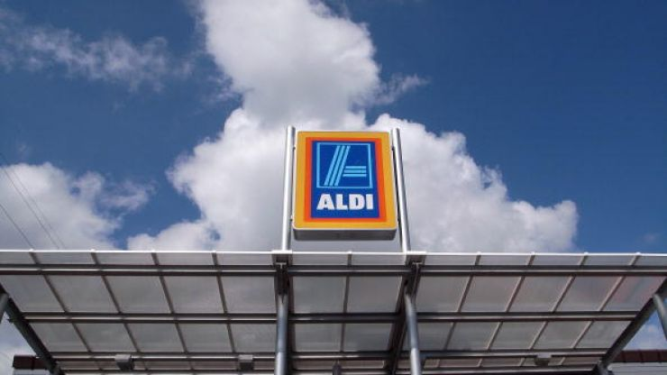 Aldi is selling a 49 inch high-def Smart TV for just €400