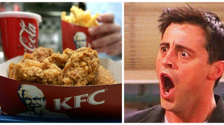 KFC has genuinely just released a sunscreen, and we bet you can guess the scent
