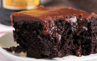 This booze-filled 'poke cake' will be the most delicious thing you make all month
