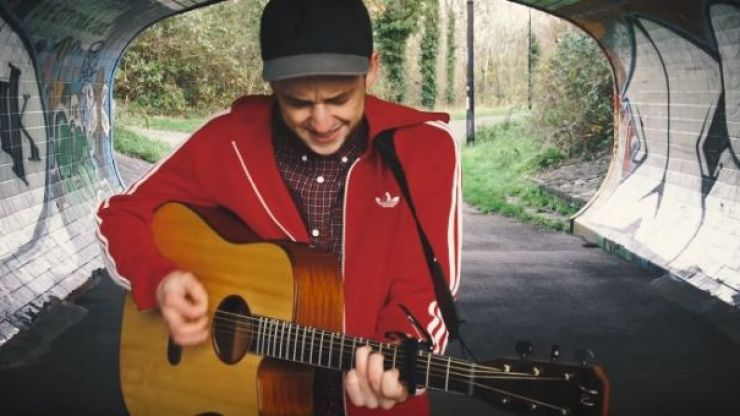 WATCH: The Irish abroad will love this new tune from Mullingar musician Just Flynn