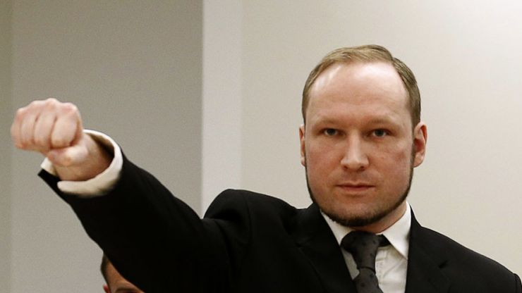 Convicted mass killer Anders Breivik wins human rights case against his prison
