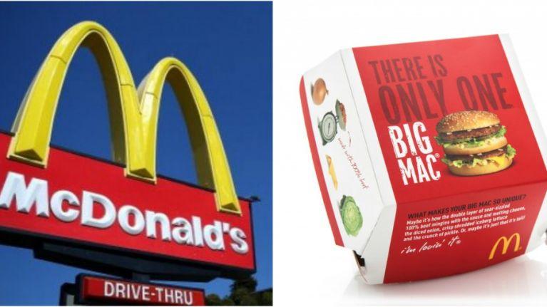 McDonald's launches an even bigger Big Mac