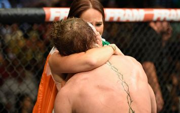 Conor McGregor to fly home tonight to support girlfriend Dee Devlin