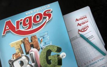 Argos has recalled an electric fan heater over 'shock and burn risk'