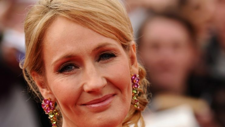 JK Rowling has apologised for killing off another well-known Harry Potter character
