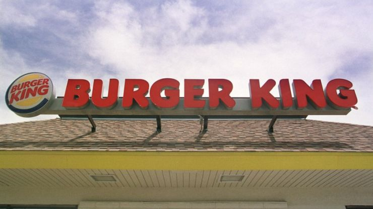 Burger King has opened a spa in one of its restaurants