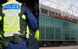 Army bomb disposal squad called to Old Trafford for 'controlled explosion'
