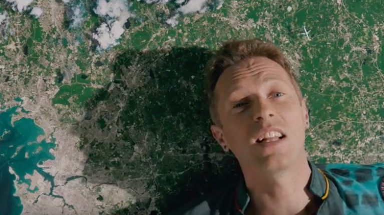 Watch: Coldplay's new music video is incredible