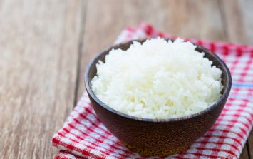 Scientists find simple hack to cut calories in rice by over half