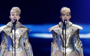 12 bizarre moments from the Eurovision Song Contest that we can never forget