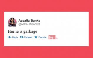 10 of Azealia Banks' most offensive tweets