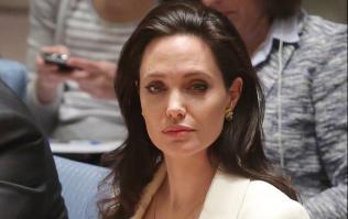 Angelina Jolie has taken a job teaching at a London University