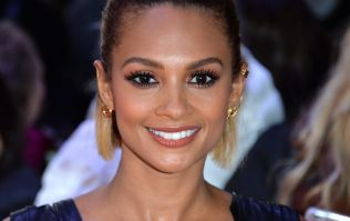 Fans are all saying the same hilarious thing about the outfit Alesha Dixon wore last night