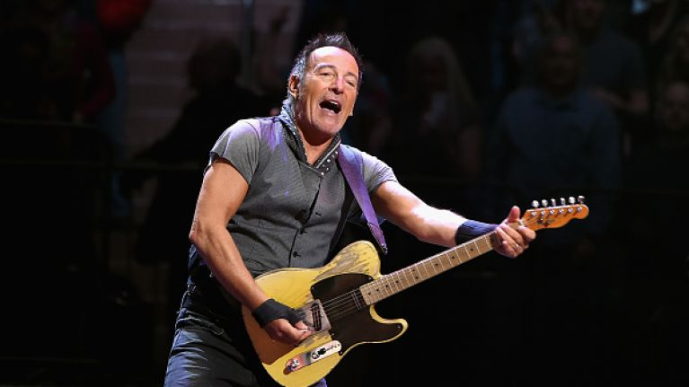 People at Bruce Springsteen are very annoyed about the sound quality