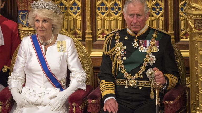 There's a weird reason why nobody calls Camilla the 'Princess of Wales'