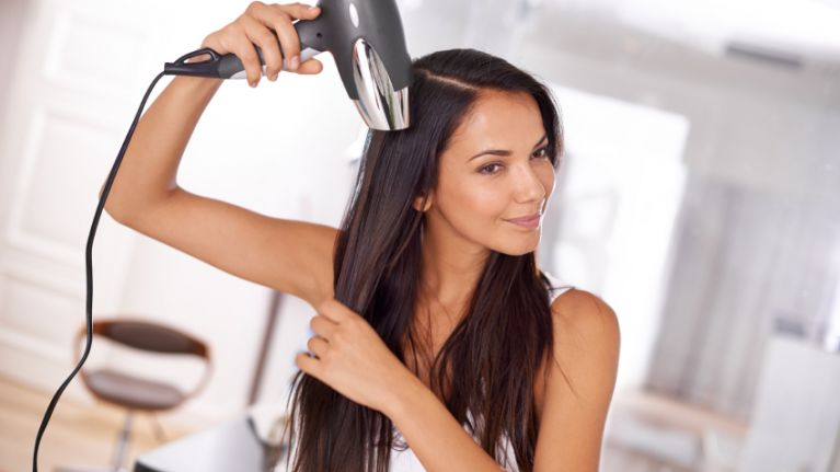 The kitchen staple that will cut your blow-dry time in half