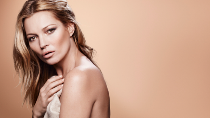 PICS: Kate Moss and her 13-year-old daughter's stunning Vogue shoot
