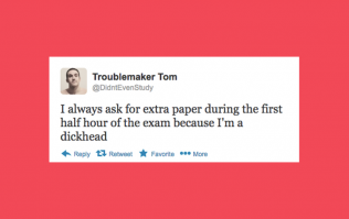 If The Leaving Cert Was Live Tweeted...