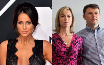 Vicky Pattison speaks out in defence of Gerry and Kate McCann