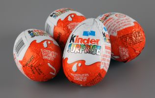 There's a GIANT Kinder Egg and it might be coming to Ireland