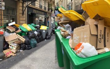 Euro 2016 travellers are shocked by how much Paris stinks right now