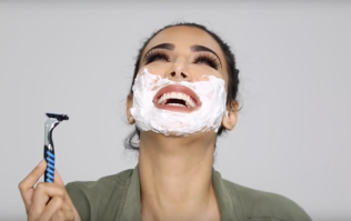 This is why shaving your face is actually recommended by top makeup artists