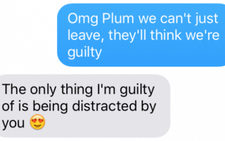 Leaked text messages between Cluedo characters emerge